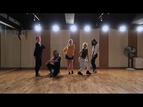 (Dance Mirrored) Red Velvet - Psycho (Demo) / Mina Myoung choreography