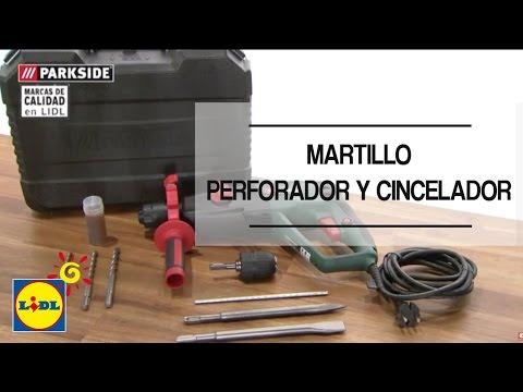 Martillo Perforador y Cincelador - Lidl España