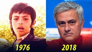 Video José Mourinho - Transformation From 1 To 55 Years Old MP3, 3GP, MP4, WEBM, AVI, FLV September 2018