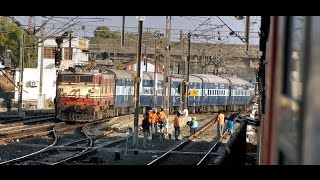 Durg India  city photos gallery : KOTA to DURG - Full Journey Via BHOPAL (Part 1) : INDIAN RAILWAYS