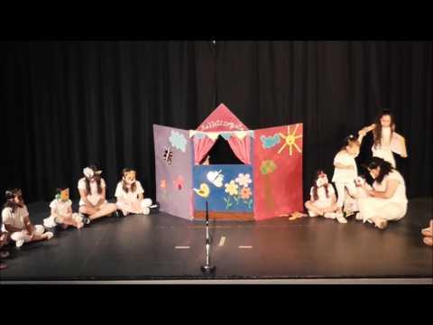 Θεατρική Ομάδα Καλλιτεχνήματα Παράσταση Κουκλοθέατρου Μύθοι του Αισώπου 31 05 2017