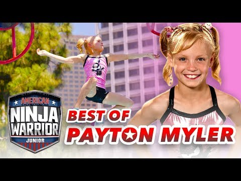 [FULL EP] Best Of Payton Myler (Ninja Kidz TV) | American Ninja Warrior Junior | Universal Kids