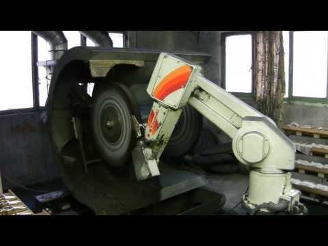 Masine za poliranje INOX materijala - HH INOX CAZIN