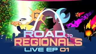 THE OPEN CHALLENGE!! Road to Regionals VGC 2017! Episode 1 - Twitch Pokemon Sun and Moon VGC by aDrive