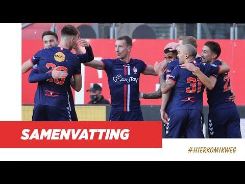 FC Utrecht 0-1 FC Emmen