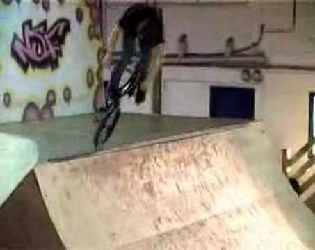 Federal BMX - Dan Lacey Warehouse Session