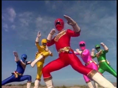 Power Rangers Zeo 720p