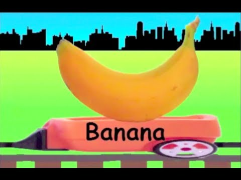 learn fruit names - Kids train. Train for kids. Fruit train 2 with fruits. Learning train fruits. Fruit train for kids. It's a new Fruit train. Learning fruits names like a rhym...
