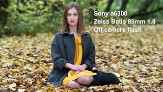 Sony a6300 & Zeiss Batis 85mm 1.8 off camera flash 4KPurchase Sony a6300 belowhttp://amzn.to/2u8r0FcPurchase Zeiss Batis 85mm Belowhttp://amzn.to/2sVnf5vOrder Profoto b1 belowhttp://amzn.to/2oWwJKkOrder Profoto Sony Air remote belowhttp://amzn.to/2oArAFdOrder Sony a6500 used to film this video belowhttp://amzn.to/2p7jhlfLens used to film this video belowhttp://amzn.to/2pbbIwbThe gear I usehttps://kit.com/doastler/youtube-filmmakerFacebookhttps://www.facebook.com/oastlerimages/instagramhttps://www.instagram.com/doastler/Twitterhttps://twitter.com/doastler500pxhttps://500px.com/davidoastler/galleries