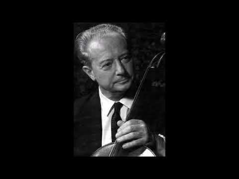 "Elgar ""Cello Concerto"" Pierre Fournier"