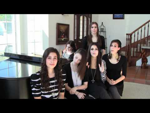Adele Cover - In honor of Adele and all her Grammy nominations, we wanted to do this song as a tribute. An amazing song by an amazing artist -- good luck, Adele! :D Don't ...
