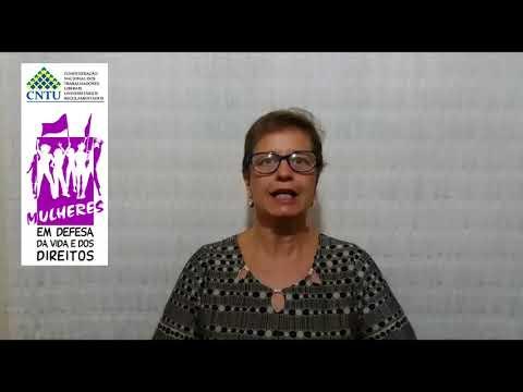 Homenagem ao 8 de março – Gláucia Morelli