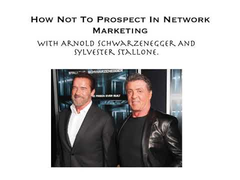 How NOT To Prospect In Network Marketing.