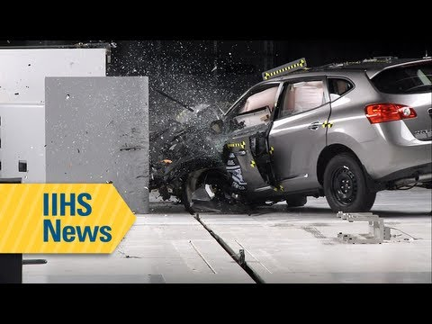 small - IIHS news release • May 16, 2013 Redesigned Subaru Forester aces tough new crash test; only 2 of 13 small SUVs tested earn Top Safety Pick+ The 2014 Subaru F...