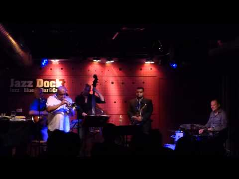 """I remember Clifford"" - Julius Baroš Quintet Live at Jazz Dock Prague - 20-07-15"
