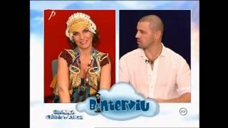 Anna Lesko & Pavel Stratan- Binterviu @ Cronica Carcostasilor 2013