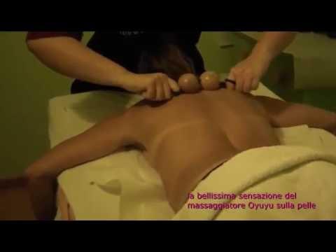 Vera & Bella , massaggio caldo con pietre e burro di karitè