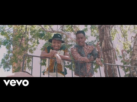 Black M - Frérot (Clip officiel) ft. Soprano (видео)