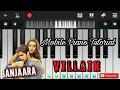 Banjaara (ek villain) perfect piano