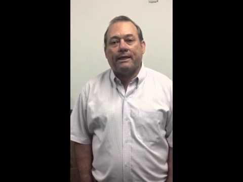 Depoimento do prefeito de Duartina, Enio Simão