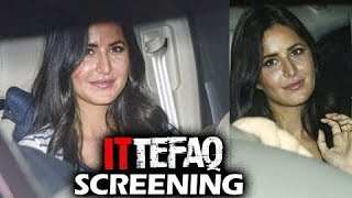 Nonton Katrina Kaif S Entry At Ittefaq 2017 Movie Screening Film Subtitle Indonesia Streaming Movie Download