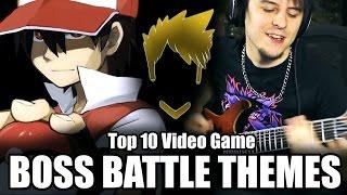 Video Top 10 Video Game Boss Battle Themes - Guitar Medley (FamilyJules) MP3, 3GP, MP4, WEBM, AVI, FLV Oktober 2018