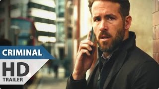 Nonton Criminal Trailer (2016) Ryan Reynolds, Gal Gadot Action Movie HD Film Subtitle Indonesia Streaming Movie Download