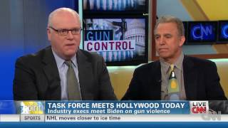 Jay Thomas on Hollywood Violence