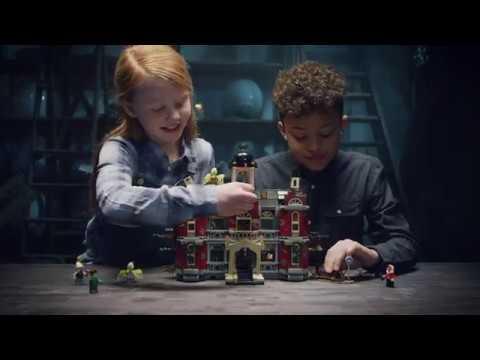 LEGO® Hidden Side 70422 Napad u restoranu Shrimp Shack