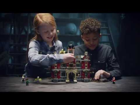 LEGO® Hidden Side 70424 Brzi vlak duhova