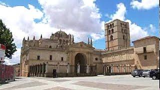 Zamora Spain  city photo : Zamoras Cathedral - Zamora, Spain