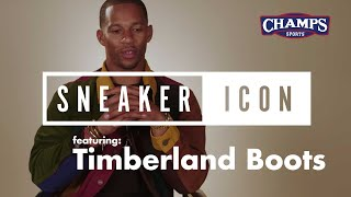 Video Timberland & The Culture: King Combs, Victor Cruz, Dave East + More | Sneaker Icon - Champs Sports MP3, 3GP, MP4, WEBM, AVI, FLV Desember 2018