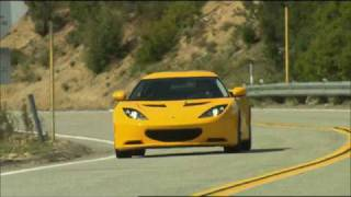 MotorWeek Road Test: 2010 Lotus Evora