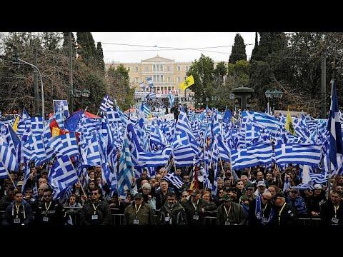 Οι ομιλίες που ξεχώρισαν στο συλλαλητήριο του Συντάγματος (vid)…