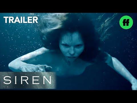 إيلين بأول عروس بحر مفترسة في Siren