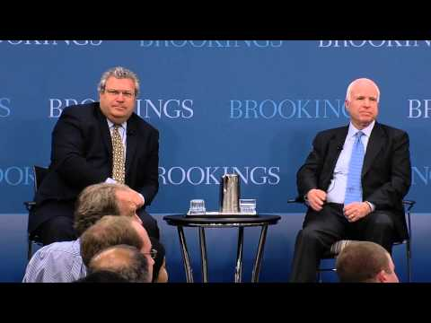 U.S. Strategy in the Middle East: An Address by Senator John McCain