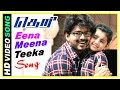 Theri Movie scenes | Title Credits | Vijay and Baby Nainika intro | Eena Meena Teeka song | Amy