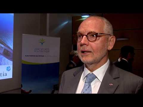 Signature d'un accord avec Azzurra Aeroporti