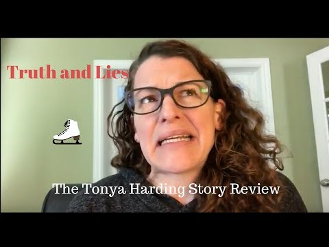 Truth and Lies - The Tonya Harding Story Review | Completelykarin