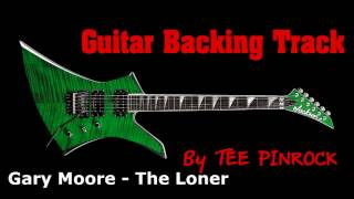 Nonton The Loner-Gary Moore  (Guitar backing track) Film Subtitle Indonesia Streaming Movie Download