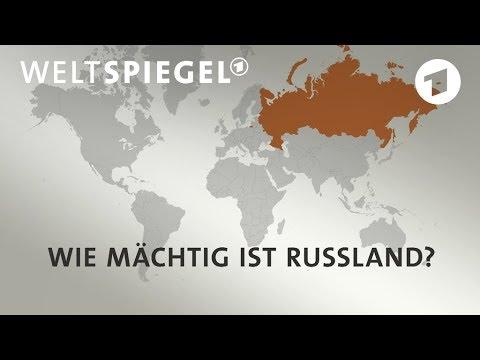 Wie mächtig ist Russland, das größte Land der Welt? | W ...