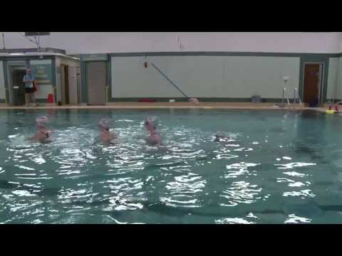 Nairn synchronised swimming club community grant