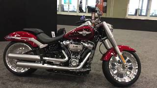 9. Fat Boy 114 new 2018 - All Models Harley-Davidson Presentation in Los Angeles