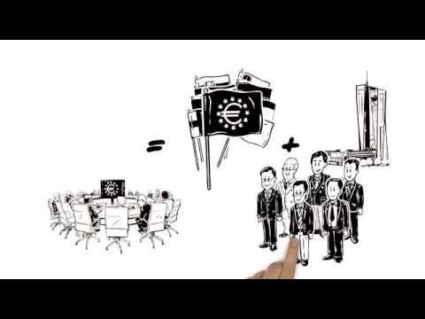 El BCE y el Eurosistema explicados en tres minutos (видео)