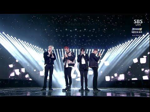 WINNER - 'OMG' 1103 SBS Inkigayo