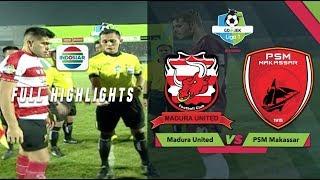 Download Video Madura United (3) vs (0) PSM Makassar - Full Highlight | Go-Jek Liga 1 bersama Bukalapak MP3 3GP MP4