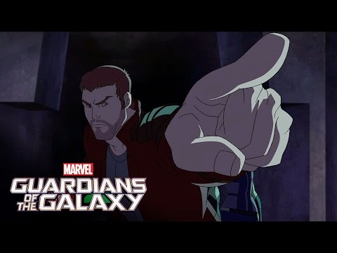 Marvel's Guardians of the Galaxy Season 1, Ep. 12 - Clip 1