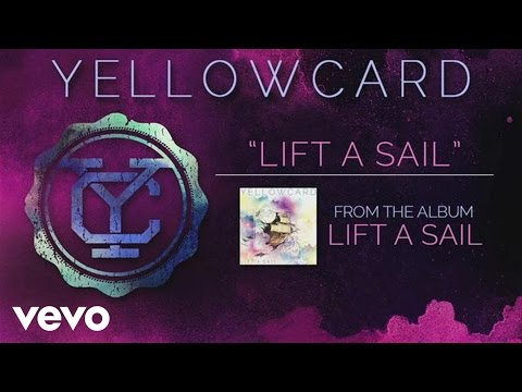 Tekst piosenki Yellowcard - Lift a Sail po polsku