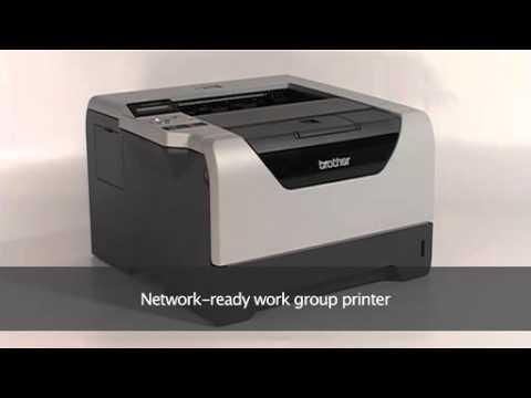 Brother HL 5380DN Black & White Laser Printer