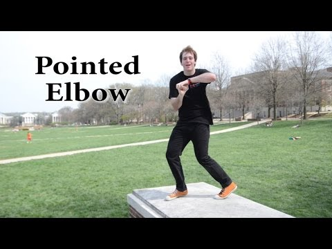 Pointed Elbows